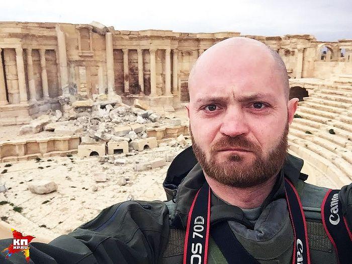Сириjа. Палмира