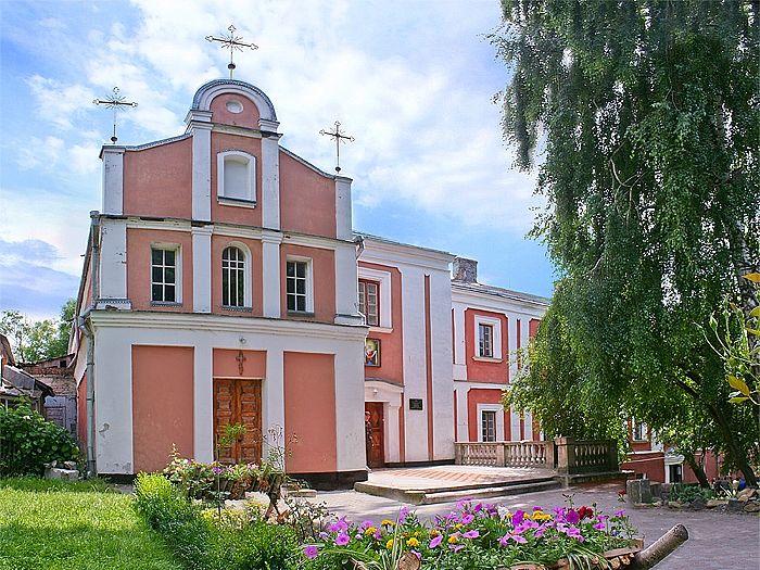 Волынская духовная семинария УПЦ МП (Луцк)