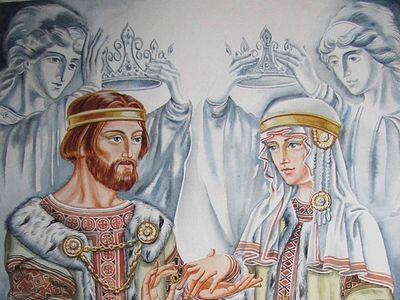 В Москве установят памятник Святым благоверным Петру и Февронии Муромским