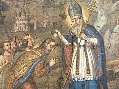 Миссионерская деятельность святого Григория, просветителя Армении (IV в.)