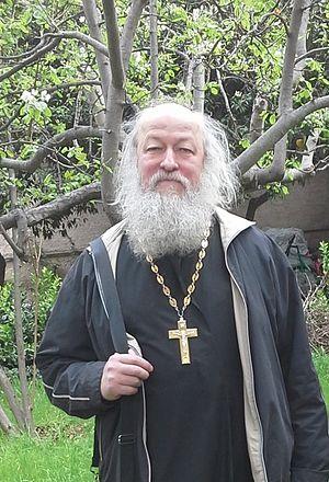 Протоиерей Вячеслав Куликов