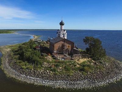 В Вологодской митрополии возрожден древний Спасо-Каменный мужской монастырь