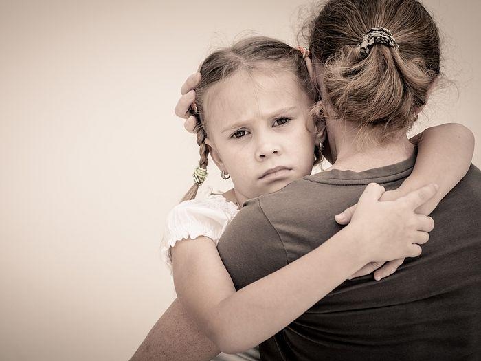 Маленькие девочки любят большой член