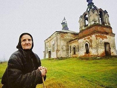 Бабки Степки крест