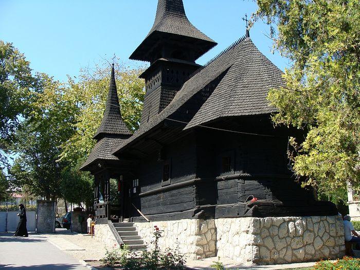 Манастир Свете Марије у румунском Текирголу