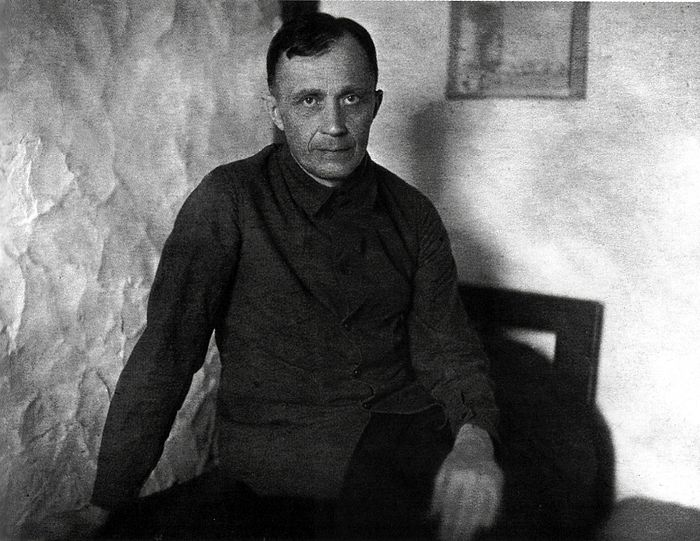 С.И. Фудель в ссылке в Красноярский край, 1946-1950 гг.