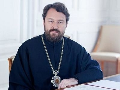 Шеститомный труд митрополита Илариона о жизни Христа будет представлен в магазине «Православная книга»