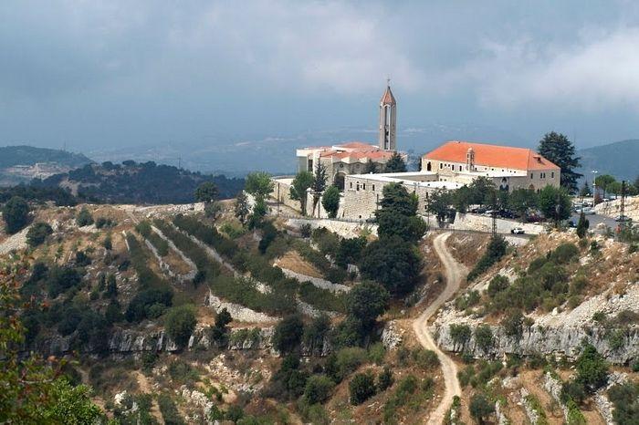 Монастырь святого Марона в наше время