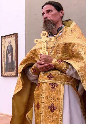 Archpriest Oleg Toporov
