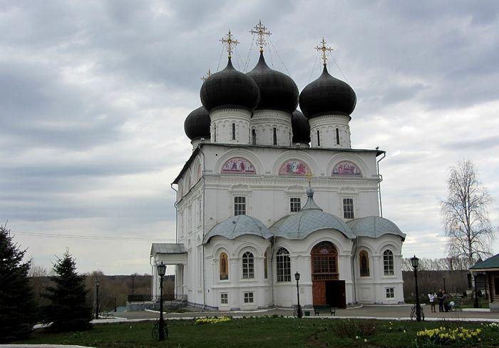 Успения Пресвятой Богородицы Трифонов монастырь