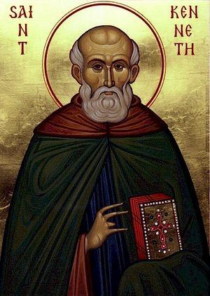 Икона св. Кеннета