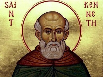 Преподобный Кеннет, игумен Ахабоский