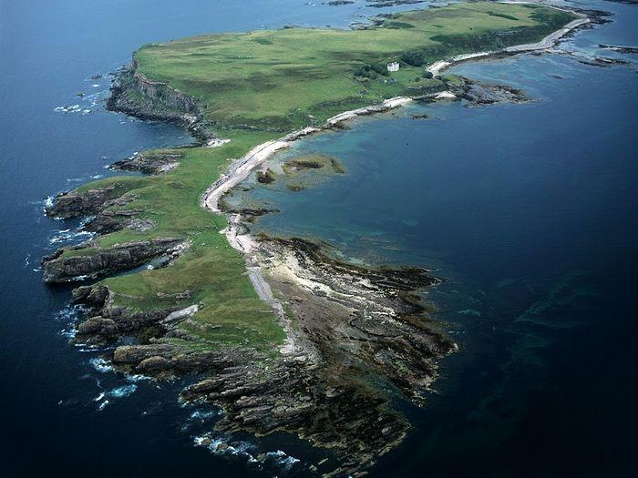 Остров Инчкеннет, Шотландия