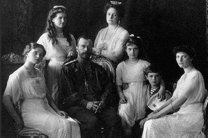 Император Николай II в кругу семьи. 1913 год. Фото: ИТАР-ТАСС