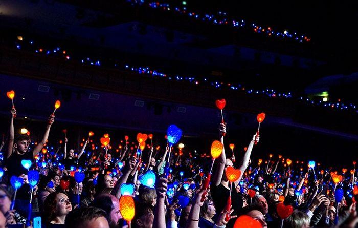 На праздничный концерт в Кремлевском дворце собрались почти 6 тысяч многодетных матерей столицы