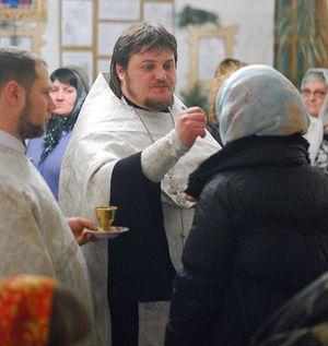 Священник Михаил Диянов