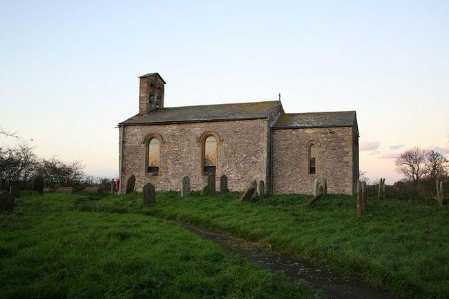 St. Nicholas Church in Littleborough, Notts