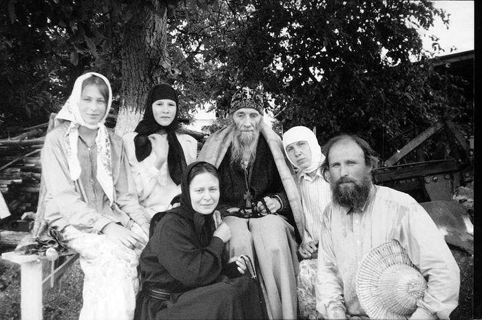 В Спасо-Преобрженском монастыре, последнее лето…