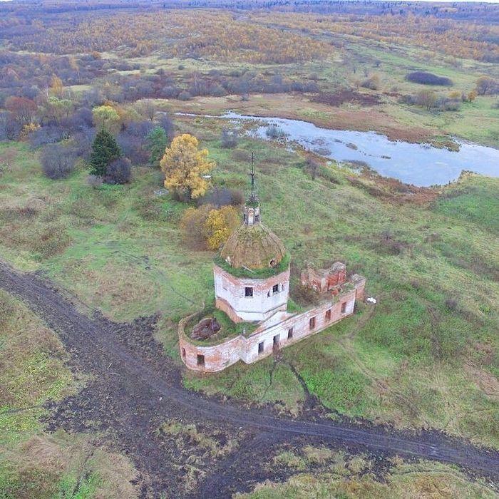 Храм Иоакима и Анны с. Самарово