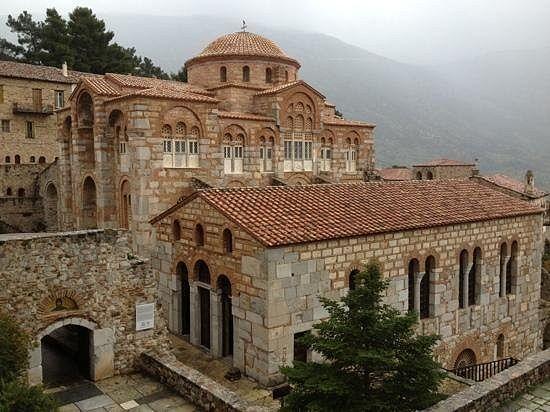 Osios Lukas Monastery. Photo: TripAdvisor