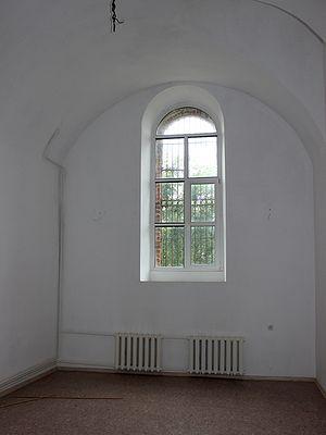 В домовой церкви митрополита Платона
