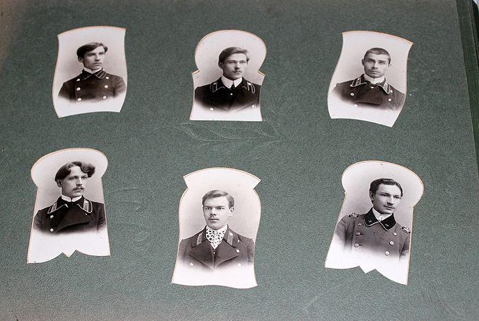 Выпускники Вифанской семинарии 1913 года