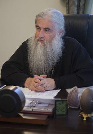 Митрополит Саратовский Лонгин (Корчагин)