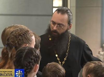 Воскресная школа: Святитель Николай Чудотворец