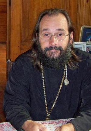Священник Александр Ивашевич