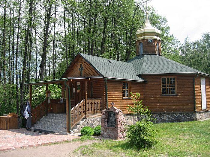 Кипячевский монастырь, Чоповичи