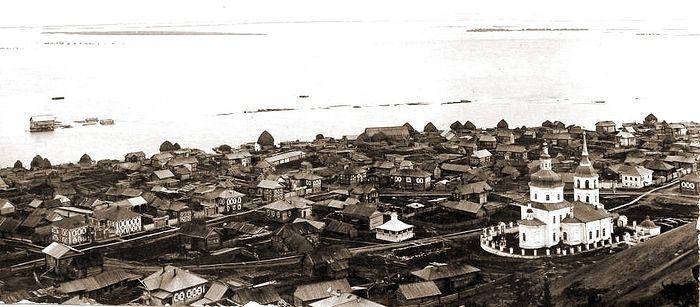 Ханты-Мансийск, 1930 год