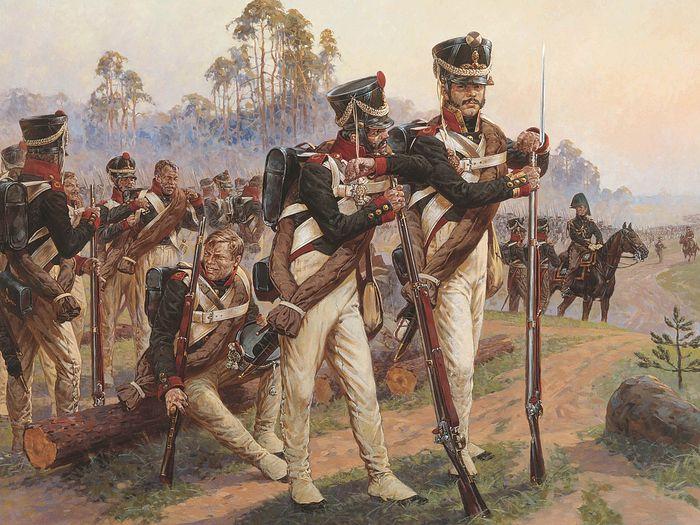 Русская армия накануне Отечественной войны 1812 г.