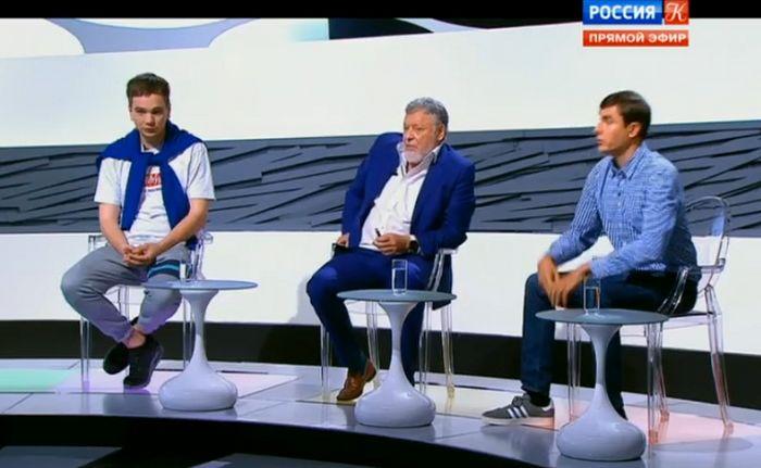 Программа М. Швыдкова «Агора»