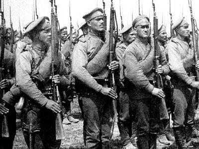К столетию участия Русского экспедиционного корпуса в Первой мировой войне