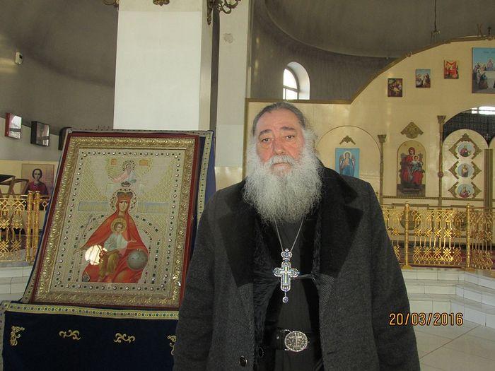 Игумен Виталий (Гришин). Фото автора