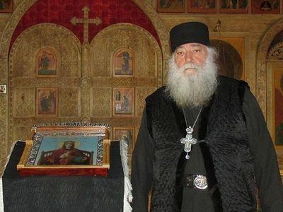 Игумен Виталий (Гришин): «Болезнь – милость Божия»