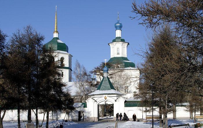 Знаменский собор, Иркутск
