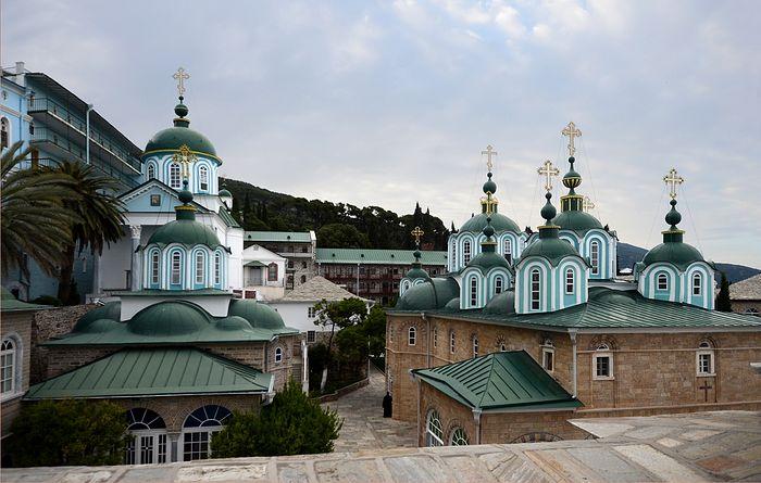Пантелеимонов монастырь (Афон)