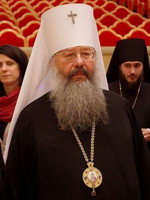 Кирилл, митрополит Екатеринбургский и Верхотурский