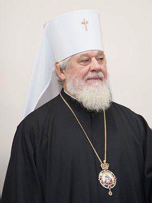 Сергий, митрополит Самарский и Тольяттинский