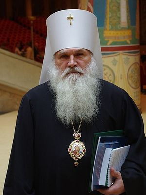 Викентий, митрополит Ташкентский и Узбекистанский