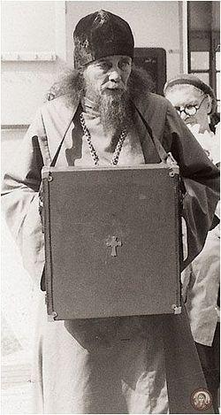 Protopriest Rostislav Gan