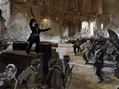 Мифы о революции 1917 года