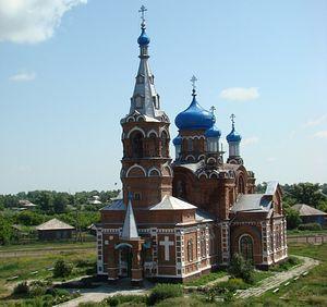 Богородицкий Коробейниковский монастырь