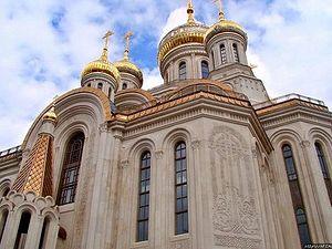 Божественная литургия в Сретенском монастыре в Неделю 22-ю по Пятидесятнице