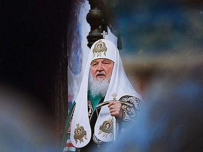 Патриаршая проповедь в праздник Казанской иконы Божией Матери после Литургии