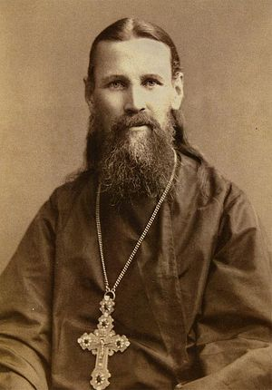 St. John of Kronstadt. Photo: Wikipedia