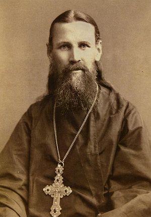 St. John of Kronstadt. Photo: Wikipedia