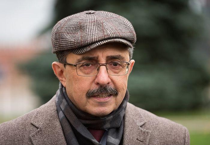 Заместитель гендиректора Музеев Московского Кремля Андрей Баталов