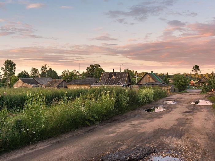 Село Большая Ящера